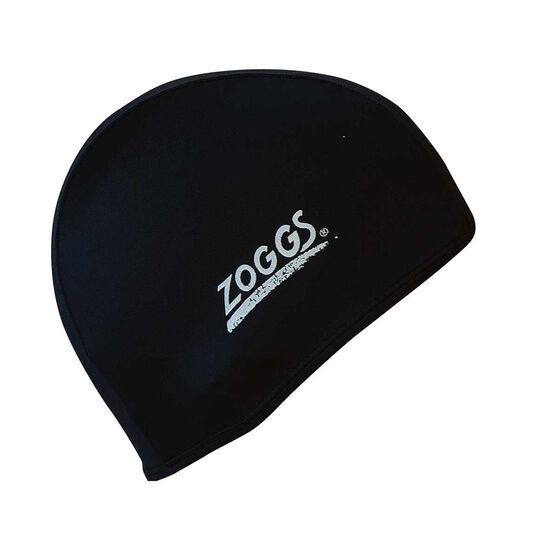 Zoggs Deluxe Stretch Swim Cap, , rebel_hi-res