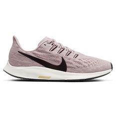 Nike Air Zoom Pegasus 36 Womens Running Shoes Purple / Black US 6, Purple / Black, rebel_hi-res