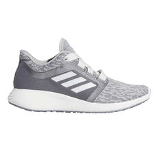 41e3e4ce6ab2 adidas Edge Lux 3 Kids Running Shoes Grey   White US 3