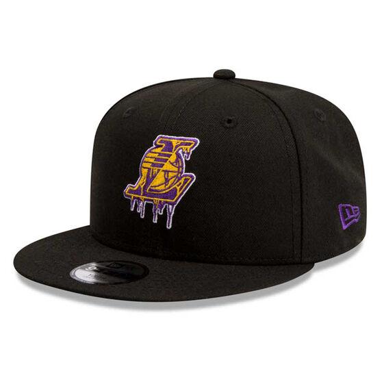 Los Angeles Lakers 2019 Kids New Era Double Dribble 9FIFTY Cap, , rebel_hi-res