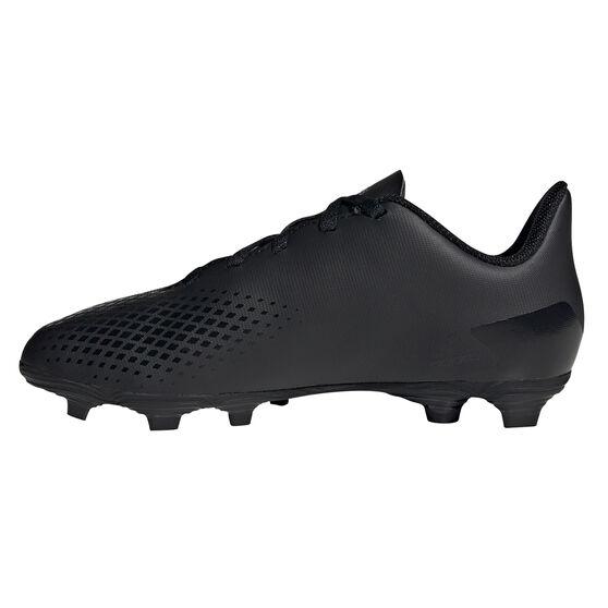 adidas Predator 20.4 Kids Football Boots, Black, rebel_hi-res