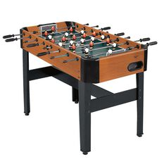 Carromco Toronto Foosball Table 122cm, , rebel_hi-res