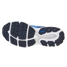 Mizuno Wave Inspire 16 Mens Running Shoes, Blue / White, rebel_hi-res