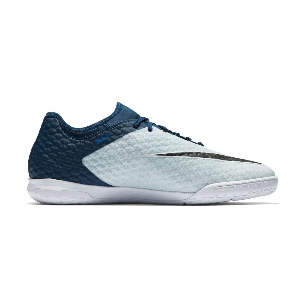 342fe129b Nike HypervenomX Finale II Mens Indoor Soccer Shoes Blue   Black US 10.5  Adult