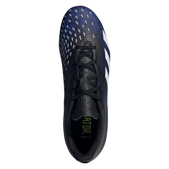 adidas Predator Freak .4 Football Boots, Black, rebel_hi-res