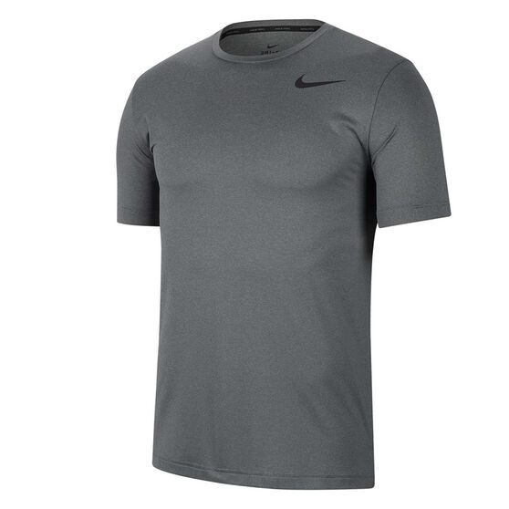 Nike Pro Mens Training Tee, Black, rebel_hi-res