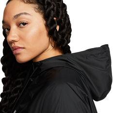 Nike Womens Sportswear Windrunner Jacket, Black, rebel_hi-res