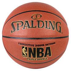 Spalding NBA Triple Double Basketball 6, , rebel_hi-res