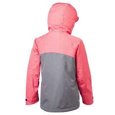 Tahwalhi Girls Angel Dust Jacket Pink / Grey 4, Pink / Grey, rebel_hi-res