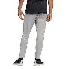 adidas Mens Urban Global Pants Grey S, Grey, rebel_hi-res