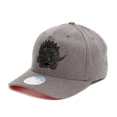 Toronto Raptors Dark Heather Wool Cap, , rebel_hi-res