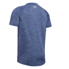 Under Armour Boys Tech 2.0 Tee Blue XS, Blue, rebel_hi-res