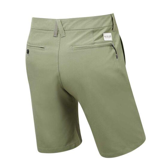 Quiksilver Mens Union Amphibian 20in Shorts, Green, rebel_hi-res