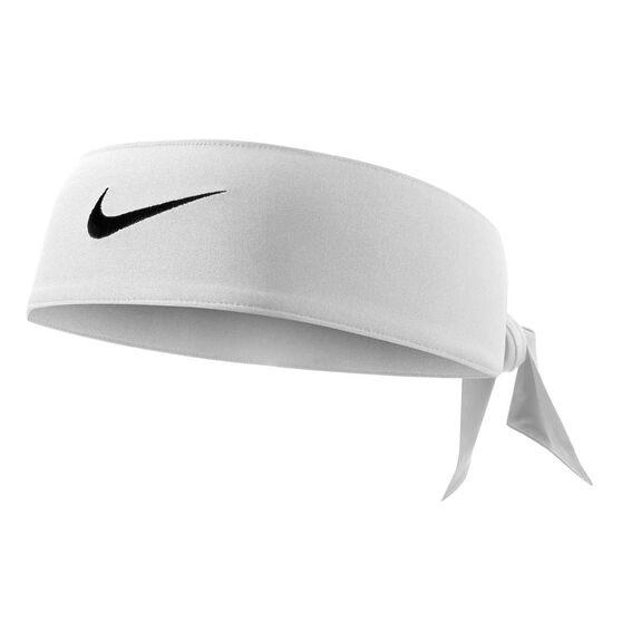 f0ea1e260d86 Nike Dri FIT 2.0 Head Tie White   Black OSFA