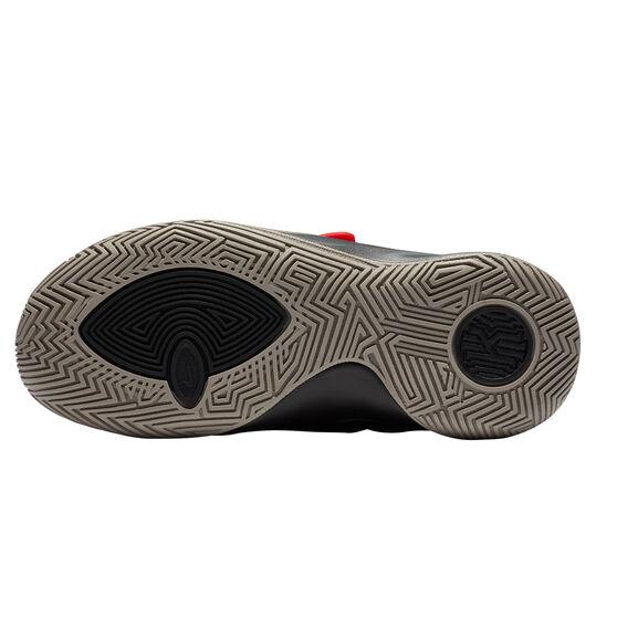 Nike Kyrie Flytrap III Kids Basketball Shoes, Black, rebel_hi-res