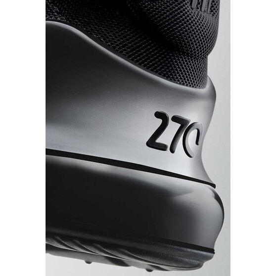 Nike Air Max 270 Kids Casual Shoes, Black, rebel_hi-res