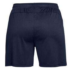 Under Armour Womens Golazo 2.0 Soccer Shorts Navy S, Navy, rebel_hi-res