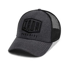 Under Armour Project Rock Strength Trucker Cap Black, , rebel_hi-res