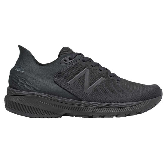 New Balance 860 v11 D Womens Running Shoes, Black, rebel_hi-res