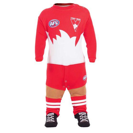 Sydney Swans Footysuit 3, , rebel_hi-res
