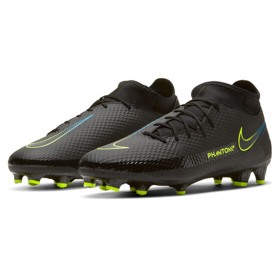 Nike Phantom GT Academy Dynamic Fit Football Boots, Black, rebel_hi-res
