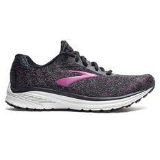 Brooks Anthem 2 Womens Running Shoes Black / Grey US 6, Black / Grey, rebel_hi-res