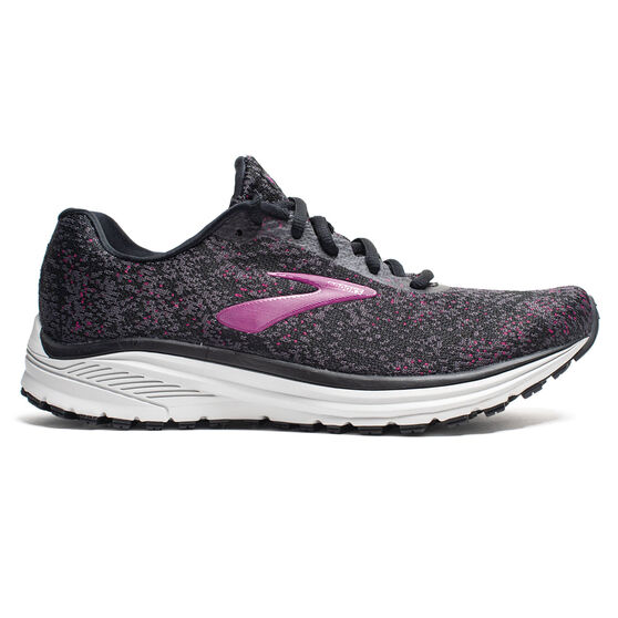 Brooks Anthem 2 Womens Running Shoes, Black / Grey, rebel_hi-res