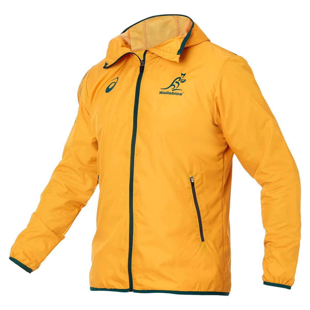 Wallabies 2019 Mens Rugby World Cup Presentation Jacket Gold L
