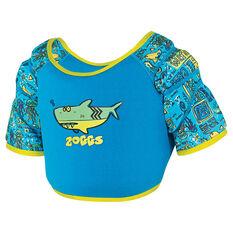 Zoggs Water Wing Vest Blue 4 - 5 years, , rebel_hi-res