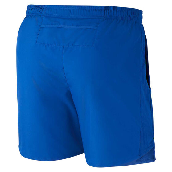 Nike Mens Air Challenger 7in Running Shorts, Blue, rebel_hi-res