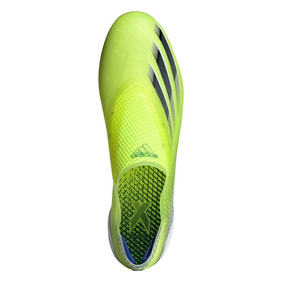 adidas X Ghosted + Football Boots, Yellow/Black, rebel_hi-res
