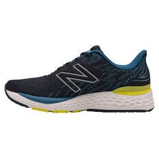 New Balance 880v11 Mens Running Shoes Navy/Yellow US 7, Navy/Yellow, rebel_hi-res