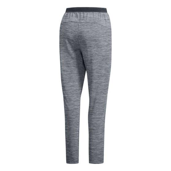 adidas Womens M4T SW Pants Grey M, Grey, rebel_hi-res