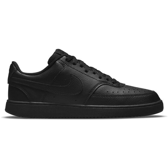 Nike Court Vision Low Next Nature Mens Casual Shoes, Black, rebel_hi-res
