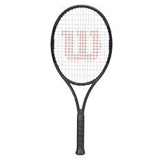 Wilson Pro Staff 26in Junior Tennis Racquet Red / black 26in, , rebel_hi-res