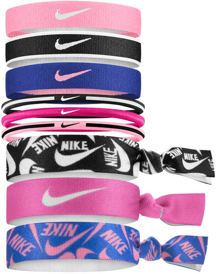 Nike Printed Mixed Ponytail Holders, , rebel_hi-res