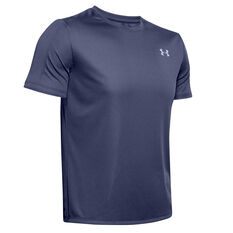 Under Armour Mens Speed Stride Tee Blue S, Blue, rebel_hi-res