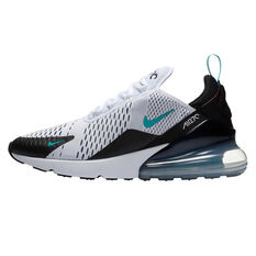Nike Air Max 270 Mens Casual Shoes White/Black US 11, White/Black, rebel_hi-res