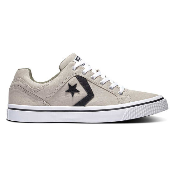 Converse El Distrito Mens Casual Shoes, Brown / White, rebel_hi-res