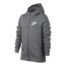 1c8435c0cb3 Nike Boys Sportswear Club Hoodie Carbon XS