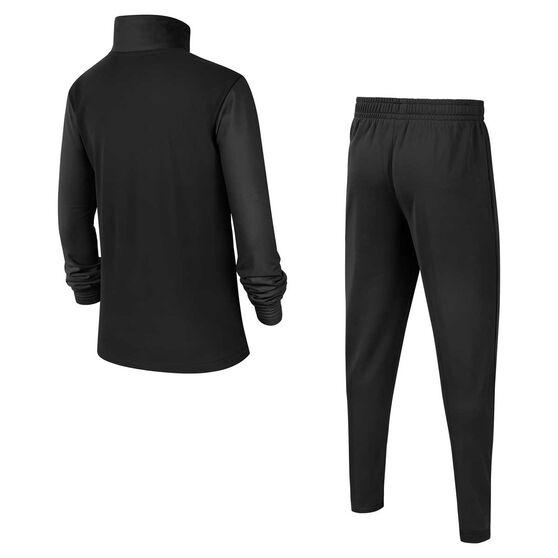 Nike Sportswear Kids Tracksuit, Black/White, rebel_hi-res