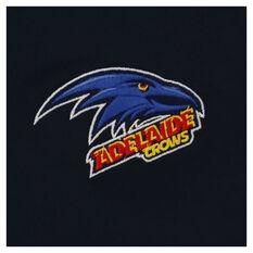 Adelaide Crows 2021 Mens Team Hoodie, Blue, rebel_hi-res