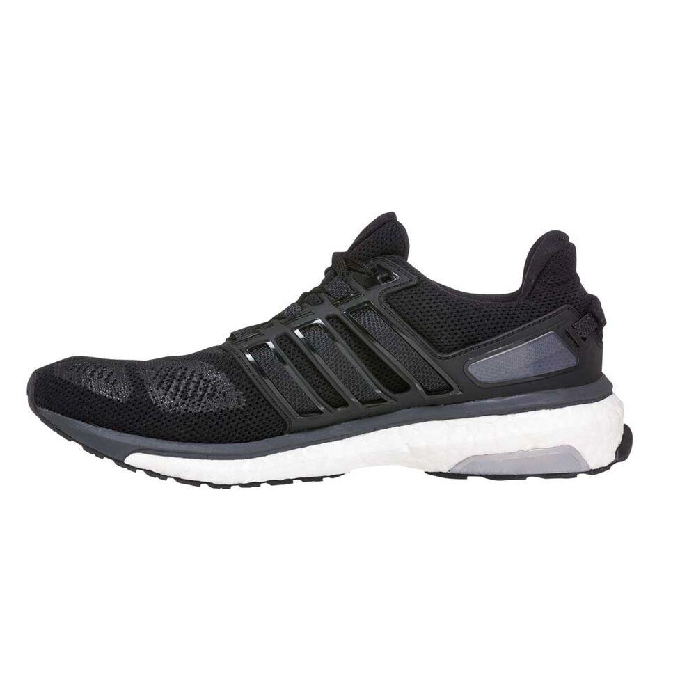0240b216b8b adidas Energy Boost 3 Womens Running Shoes Black US 7