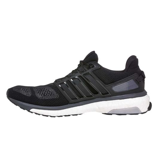 d769ccaaed75 adidas Energy Boost 3 Womens Running Shoes Black US 9