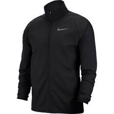 Nike Mens Dry Woven Training Jacket Black S, Black, rebel_hi-res