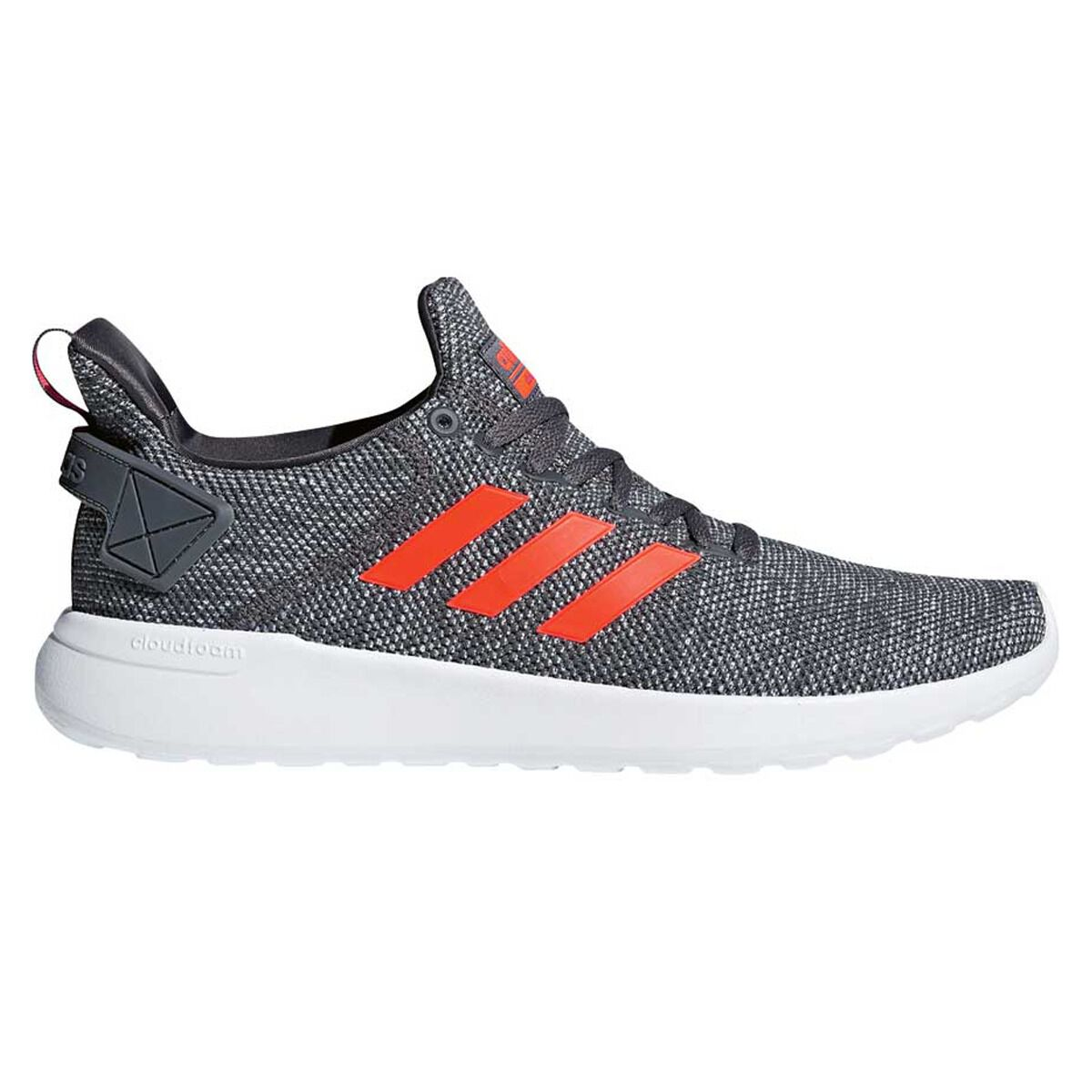 ... store adidas lite racer mens casual shoes grey red us 7 grey red 219f6  3f66b efebd4fef