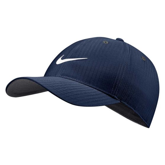 Nike Mens Legacy 91 Tech Cap Navy / White OSFA, Navy / White, rebel_hi-res