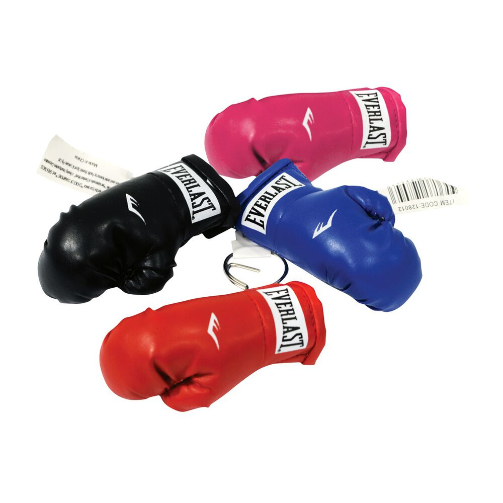 Rebel Sport Inner Gloves: Everlast Mini Boxing Glove Keyring