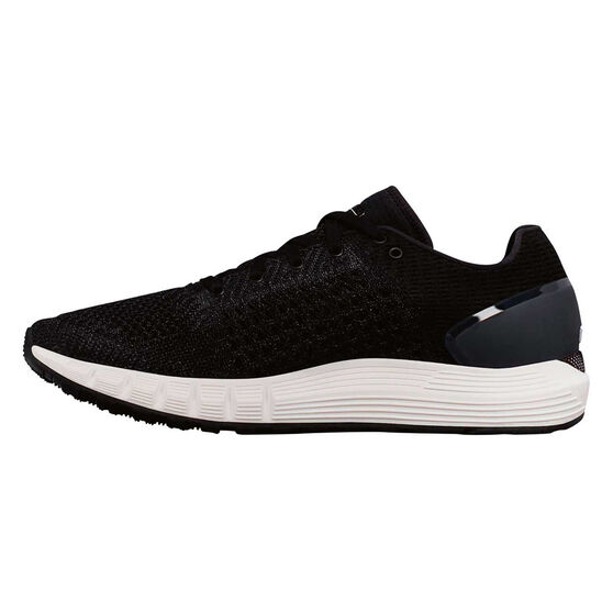 Under Armour HOVR Sonic Womens Running Shoes, Black, rebel_hi-res