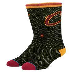 Stance Mens Cleveland Cavaliers Jersey Sock, , rebel_hi-res